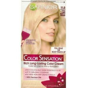 Garnier Color Sensation Rich Long Lasting Cream Haircolor