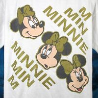 vintage 90s MINNIE MOUSE WALT DISNEY T-Shirt LARGE/XL mickey cartoon soft 80s