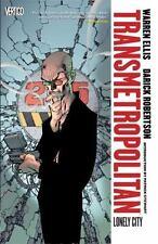 Transmetropolitan: Lonely City Vol. 5 by Warren Ellis (2009, Paperback, New...