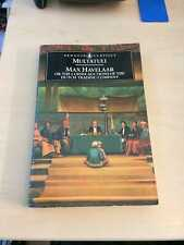 Multatuli: Max Havelaar. Or the Coffee Auctions of a Dutch Trading Company 1987