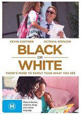 Black Or White (DVD, 2015)