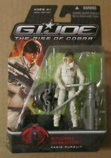 GI Joe The Rise of Cobra STORM SHADOW Paris Pursuit ~ 3.75 Inch Figure ~ NIP