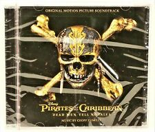 Disney Pirates Of The Caribbean Dead Men Tell No Tales Soundtrack CD NEW SEALED