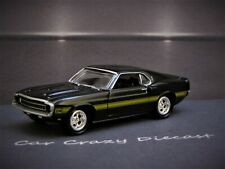 1969 69 Ford Mustang Shelby GT-500 Muscle Car 1/64 collectible / diorama model