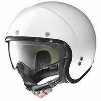 NOLAN N21 DURANGO HELMET METAL WHITE