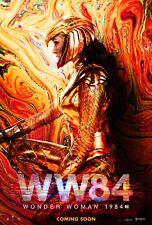 """Wonder Woman 1984 Poster 48x32"""" 40x27"""" Gal Gadot Film Movie WW84 Print Silk"""