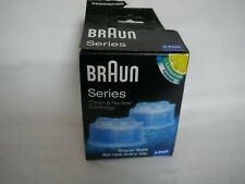 BRAUN Series Clean&Renew Cartridge Type 5331, 2er-Pack, Lemonfresh, NEU/OVP !