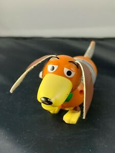 "Disney Pixar Toy Story 5"" Slinky Dog Wind-Up  Figure"