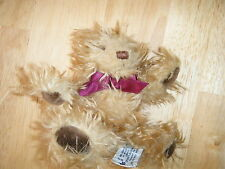 """RUSS BEAR BABY GREGORY PLUSH TOY 5 """" CUDDLY"""