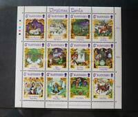 "Guernsey Stamps: ""Christmas - Carols"" - MNH  Presentation Pack 1986"