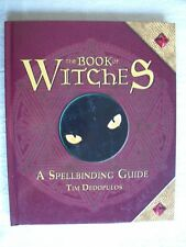 Tim Dedopulos ~ BOOK OF WITCHES: A Spellbinding Guide ~ ExLgeHC (As New) Combine