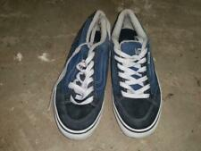 VANS Bearcat Boys Sneakers Shoes 55240 Size 5.5 Used 2 Tone Blue