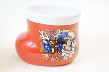 Tokyo Disney Resort Souvenir Cup TDL Christmas 2006 Sock Mickey Chip Dale