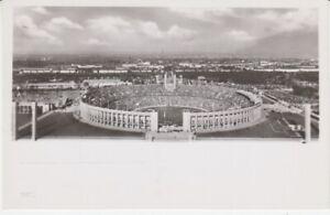 Olympiade Berlin 1936 - Carte Postale Terrain de Sport de Reich