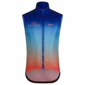 NEW Rapha Men's Cycling Etape Gilet Pro Team Lightweight Vest XL RCC LIMITED