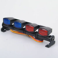 1/10 1/8 RC Car 5 Modes Multi-Function LED Light Bar HSP  AX-505RB Police Lenses