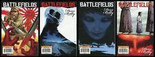 Battlefields Dear Billy Comic Set 1 2 3 + Variant Garth Ennis World War WW2 POW