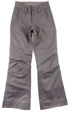 The North Face Women's Grey Sally Dryvent Waterproof Snow Ski Pants XS L