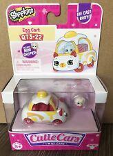 Shopkins Cutie Cars EGG CART #QT3-22 Series 3
