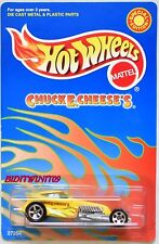 HOT WHEELS 2000 CHUCKE.CHEESE'S SWEET 16 II YELLOW