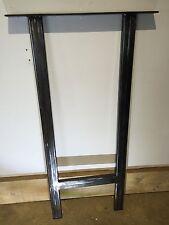 Breakfast Table Legs / Bar Table Legs/ Metal Table Legs / Industrial Chic Table