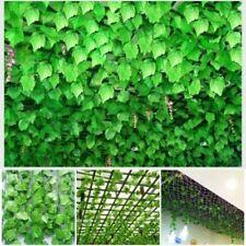 12 x 2.4M Artificial Ivy Leaf Vines