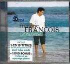 CD 19 TITRES + DVD FRÉDÉRIC FRANCOIS UN ÉTÉ D'AMOUR BEST OF 2004 NEUF SCELLE