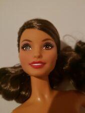 *NUDE DOLL*   MODEL MUSE 2019 HOLIDAY HISPANIC Barbie
