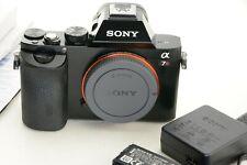 Sony Alpha ILCE-7R A7R 36MP Vollformat Digitalkamera -  Auslösungen 7419