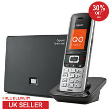 Gigaset S850A GO Single DECT landline and VoIP Cordless Phone