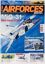 Air Forces Monthly Magazine UK May 2018 #362 MiG-31 New Lease On Life