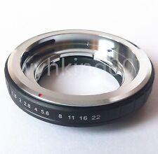 Voigtlander Retina DKL Lens to Pentax K PK Adapter K-5 K-r K-x K20D K10D K-7