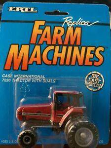 Ertl 1:64 Case International 7230 Tractor with Duals 1993 #626