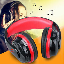 Bluetooth Headphone Wireless Headset Stereo Earpieces For Samsung Galaxy S8 S7 6