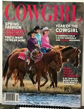 Cowgirl Spring Fashion Colorful Combos March/April 2017 FREE SHIPPING JB