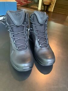 NEW Men's Gortex hiking boots- Haix Black Eagle Tactical 2.0 GTX mid/black