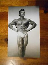 Bodybuilder bodybuilding muscle photo