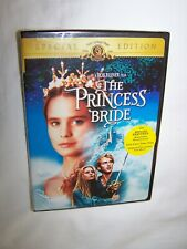 The Princess Bride (Dvd 2001) Cary Elwes, Robin Wright; New/Sealed