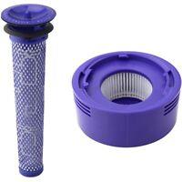 Pre Filter + HEPA Post-Filter Kit for Dyson V7, V8 Cordless Vacuum, Replac  J5V6