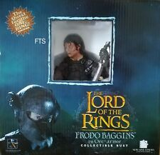 Lord of the Rings Gentle Giant LTD Frodo Baggins in Orc Armor Bust Statue