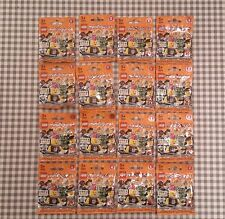 Lego minifigures series 4 (8804) complete unopened set of 16 new factory sealed
