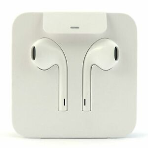 GENUINE APPLE WIRED EARPHONES EARBUDS HEADPHONES FOR iPHONE 11 7 8+ X XS MAX XR