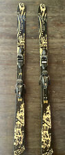 Rossignol Sprayer Wood Core Skis With AXIUM 100 Tpi2 Bindings Twin Tip 168 Cm
