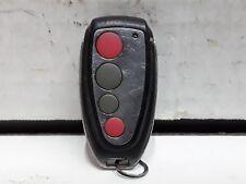 Universal 4 button garage door gate remote opener fob
