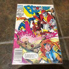 EXCALIBUR X-MEN 52 JULY MARVEL COMICS COMIC BOOK VF FREE SHIPPING
