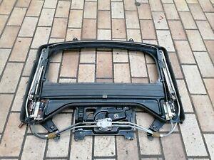 @RARE@ sunroof sun roof panel frame NO RUST!!! OEM Honda CRX ED9 EE8 EF8 88-91