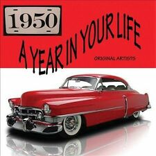 A Year in Your Life: 1950 by Various Artists (CD, 2013, 2 Discs, United Audio...