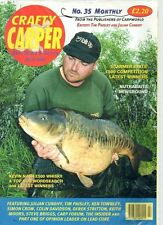 CRAFTY CARPER MAGAZINE - July 2000