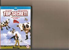 TOP SECRET DVD VAL KILMER COMEDY