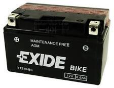 Batterie moto Exide YTZ10-BS 12V 8.6AH